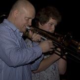Koncert Jazz Orchestra v kině Luft