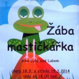 Žába mastičkářka 18.-19.3.14